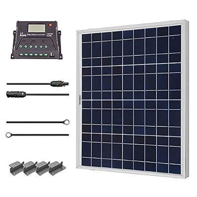 Renogy Polycrystalline Solar Panel High Efficiency Module