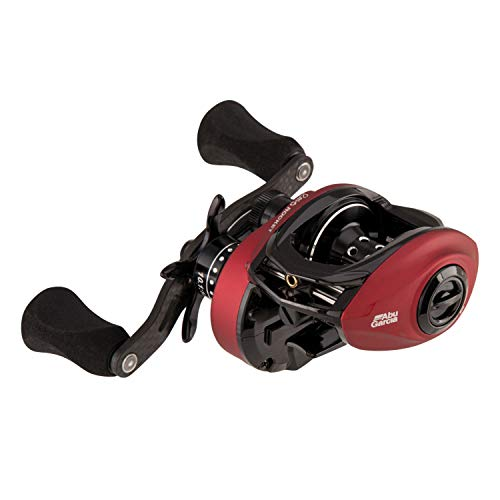 Casting Rods Kayak (Abu Garcia Revo Rocket Low Profile Baitcast Fishing Reel)