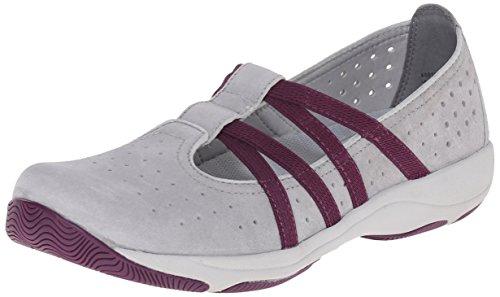 Dansko Women's Hope Grey Suede Fashion Sneaker (Dansko Shoes For Women Grey)