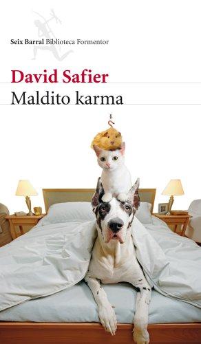 Descargar Libro Maldito Karma David Safier