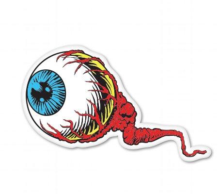 Eyeball Vinyl Sticker - Car Phone Helmet - SELECT - Eyeball Decal