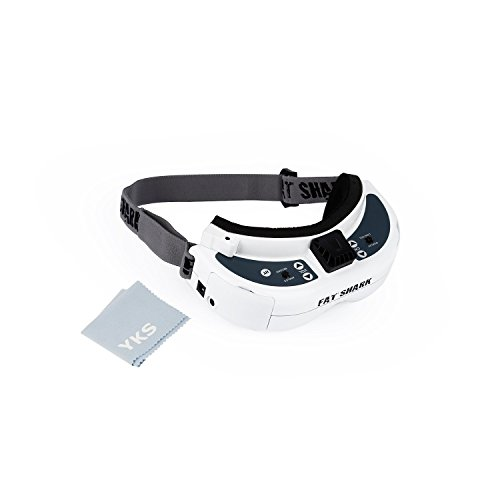 Fatshark Dominator HD V2 FPV Goggles Video Glasses Headset