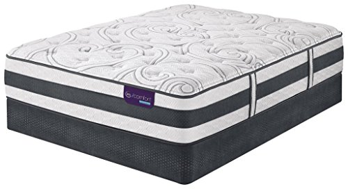 Serta Icomfort Hybrid Applause II Plush Mattress Set, ()