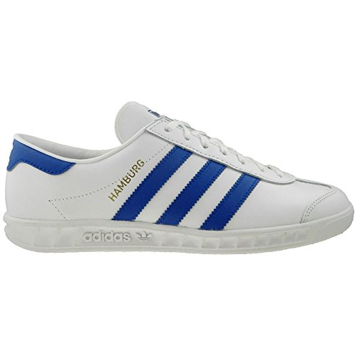 expedido triste historia  Adidas Hamburg - BY9758 - Color Golden-Blue-White - Size: 9.5 - Buy Online  in Kuwait.   adidas Products in Kuwait - See Prices, Reviews and Free  Delivery over KD 20.000   Desertcart