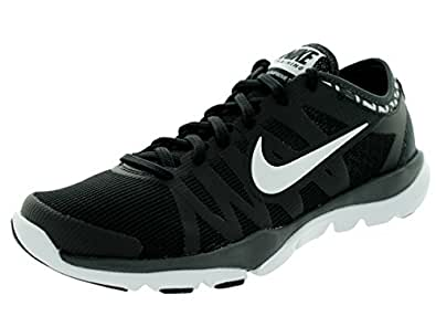 Nike Women's Flex Supreme Tr 3 Black/White/Anthracite Training Shoe 5.5 Women US