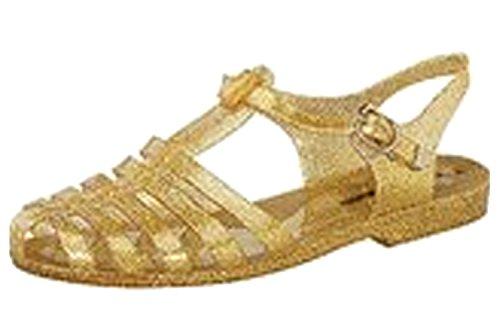 9b0b637591930 Wild Diva Gia-01 Jelly Sandals