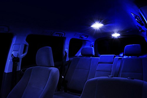 automotive, lights & lighting accessories, accent & off road lighting,  led & neon lights  image, XtremeVision Interior LED for Scion XB XD 2008-2014 (12 Pieces) Blue Interior LED Kit + Installation Tool promotion2
