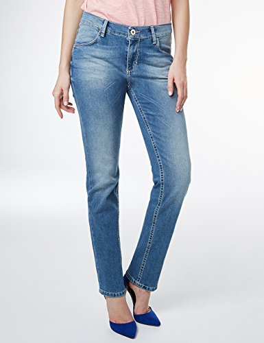 Superstone Sally Buffies Da Donna 345 Leg Straigh Blue Pioneer blue Jeans Used With 8BwOdWq