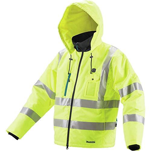 LXT High Visibility Heated Jacket, Medium, Fluorescent ()