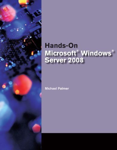 Hands-On Microsoft Windows Server 2008 Administration Pdf