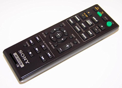 OEM Sony Remote Control Originally Shipped With: HT-CT770, HTCT770, HT-CT370, HTCT370