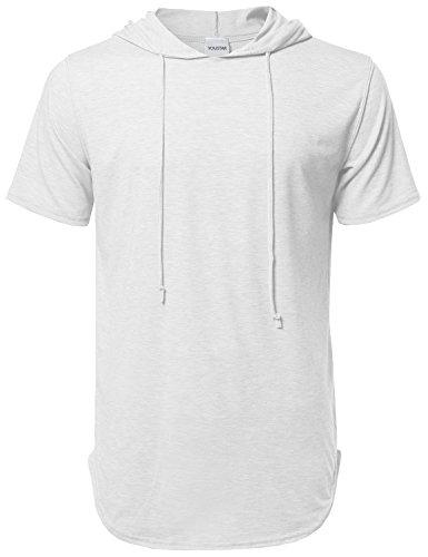 Drawstring Lined Sweatshirt - 3