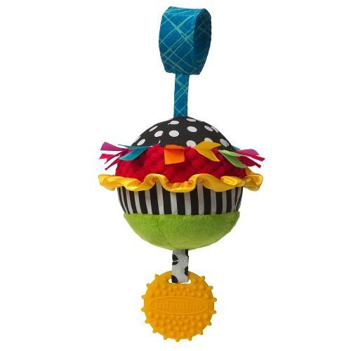 Infantino Travel Activity Gym - Infantino Wrap & Jingle Activity Ball
