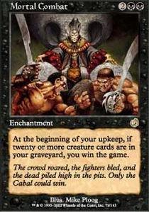 Magic: the Gathering - Mortal Combat - Torment