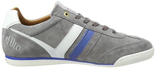 Grau Pantofola Homme Violet Low Vasto Suede Baskets d'Oro Gray Uomo rgqr0P