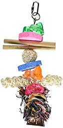 Penn Plax Combo Kabobs Bird Toy, Large