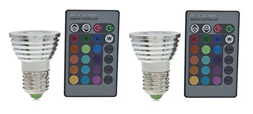 Colored Bulbs For Landscape Lighting in Florida - 7