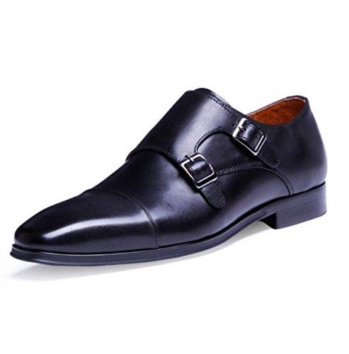 Männer Klassischen Modernen Oxford Lace Kleid Schuhe Herren Schuhe Business Casual Lederschuhe Black