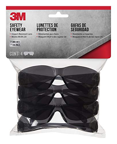 ~ Outdoor Safety Eyewear, No 90835-00000B, 3M
