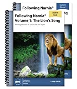 Following Narnia Volume 1: The Lion's Song [Teacher/Student Combo]