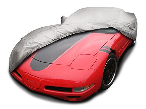CarsCover Custom Fit C5 1996-2004 Chevy Corvette Z06 Custom Car Cover for 5 Layer Ultrashield