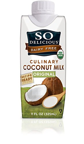 So Delicious Culinary Coconut Milk Original, 11 Ounce (Pack of 12)