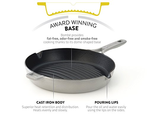 The 8 best cast iron with enamel coating