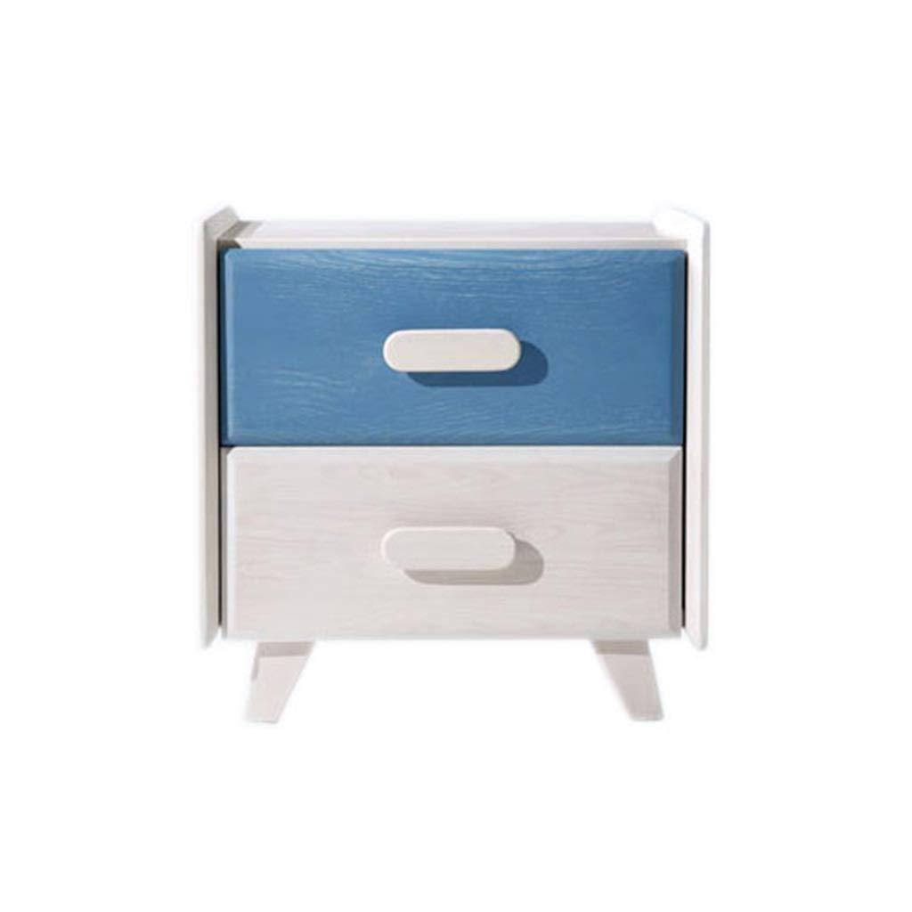 Unbekannt Nachttisch, Moderne Kinderzimmer Schlafzimmer Schrank Kleine Zwei Schubladen Nachttisch