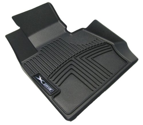 Amazon Com Bmw All Weather Front Floor Liners Black 328xi Coupe