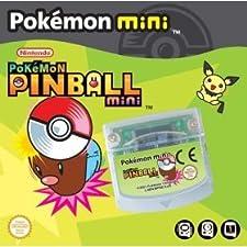 Pokemon Mini: Pinball (Japanese Import Video Game)