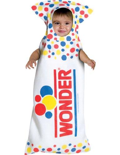 [Wonder Bread Costume Baby] (Rasta Baby Costume)