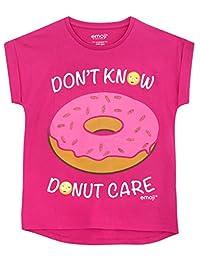 Emoji Girls T-Shirt