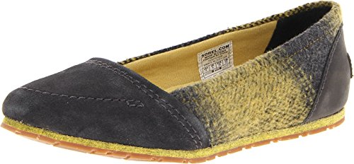 Sora Womens Yaquina Moc? Grill / Gele Curry Plat