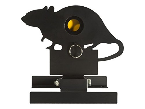 Air Venturi Rat-On-The-Run Target, Resetting Field Target for Backyard Airgun Shooting