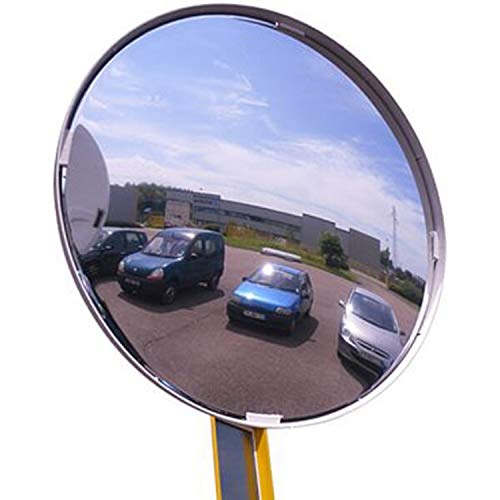 Outdoor Acrylic Convex Security Mirror Traffic Safety Store Display Fixture 26