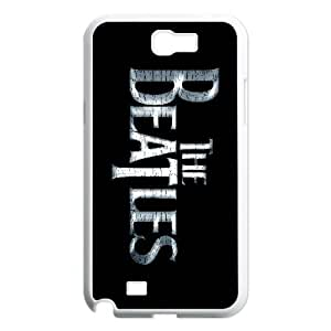 Samsung Galaxy N2 7100 Cell Phone Case White The Beatles jto
