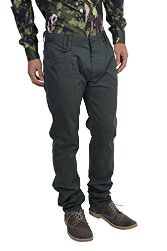 ermanno-scervino-mens-dark-green-casual-pants-us-36-it-50