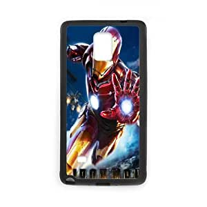 Samsung Galaxy Note 4 Cell Phone Case Black Explosive Iron Man GY9154094