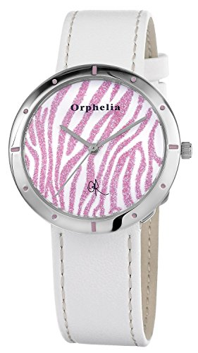 Orphelia OR22170971 - Women's Watch, Leather, White Color