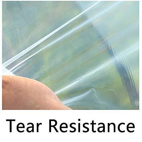 YUN-X Transparente wasserdichte Plane, Outdoor Camping Camping Camping Balkon Windschutzscheibe Regen Vorhang Kunststoff Isolierung Zelt (größe   2mX10m) B07LC5Y39D Zeltplanen Angenehmes Aussehen 0dd0f3
