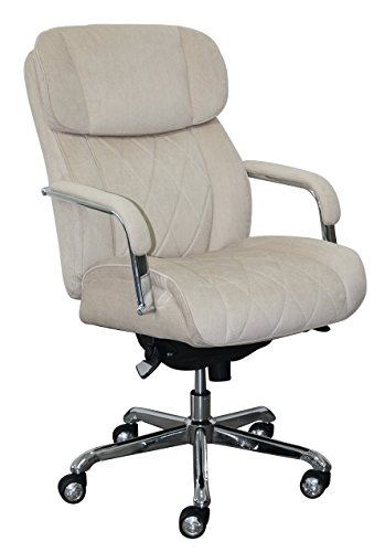 LaZBoy CHR10048D Sutherland Manager Chair, Cream