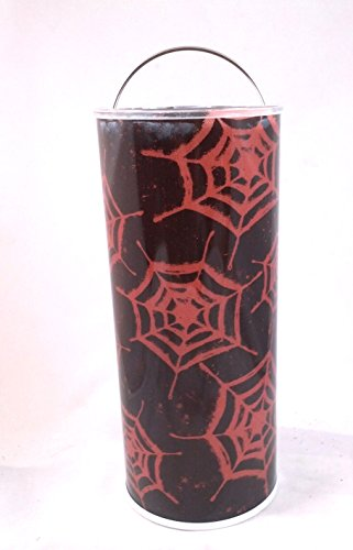 Outdoor Lighted Spider Web - 6
