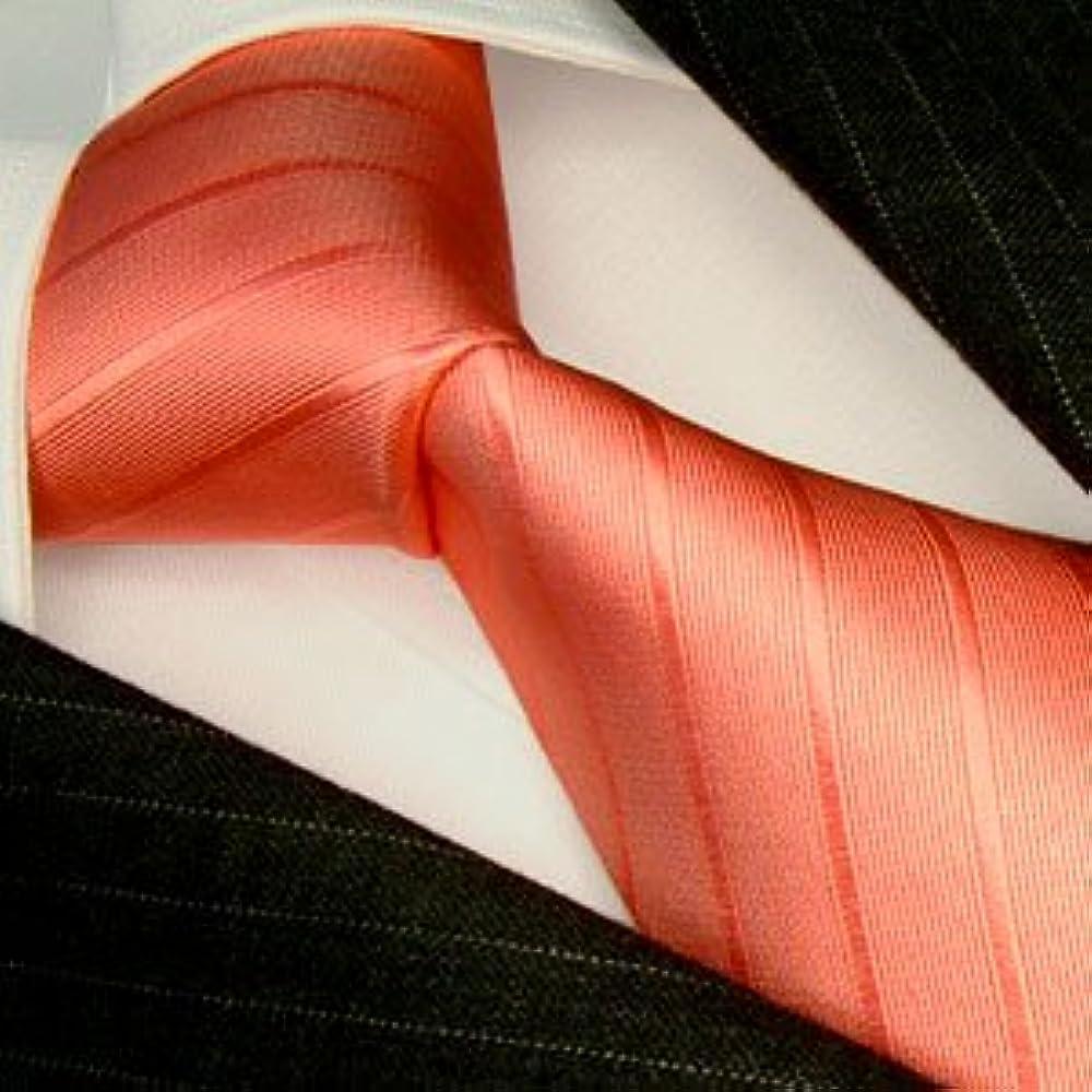 LORENZO CANA – Designer Luxus corbata 100% seda – Color: Rosa rosa ...