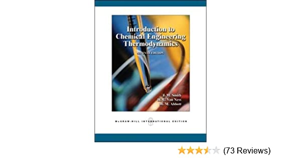 Amazon introduction to chemical engineering thermodynamics 7th amazon introduction to chemical engineering thermodynamics 7th edition 9780071247085 j m smith h c van ness m m abbott books fandeluxe Choice Image