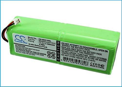 (VINTRONS, SPORTDOG MH500AAAH10YC, S402-3395, SAC00-11816 Replacement Battery for SPORTDOG SD-2500 Transmitter,)