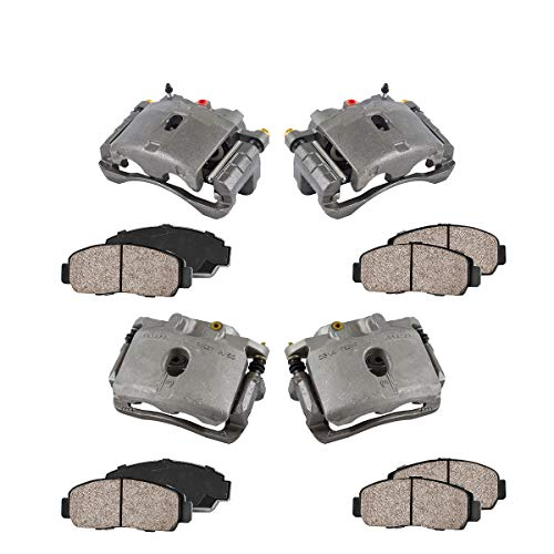 Most Popular Calipers With Pads