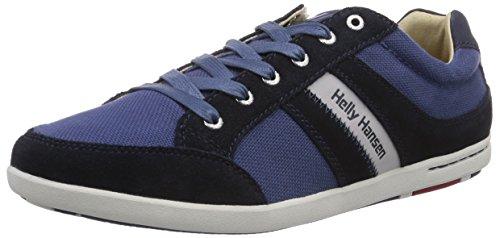 Helly Hansen Carrick Chaussures De Sport Herren Blau / Grau (597 Bleu Marine Acier Profonde Au Large Wh)