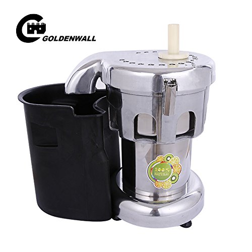 WF-B2000 Commercial Juice Extractor stainless steel Juicer Juice machine Juicing machine Centrifugal Juicer 550W 2800r/min 100-120kg/h by CGOLDENWALL