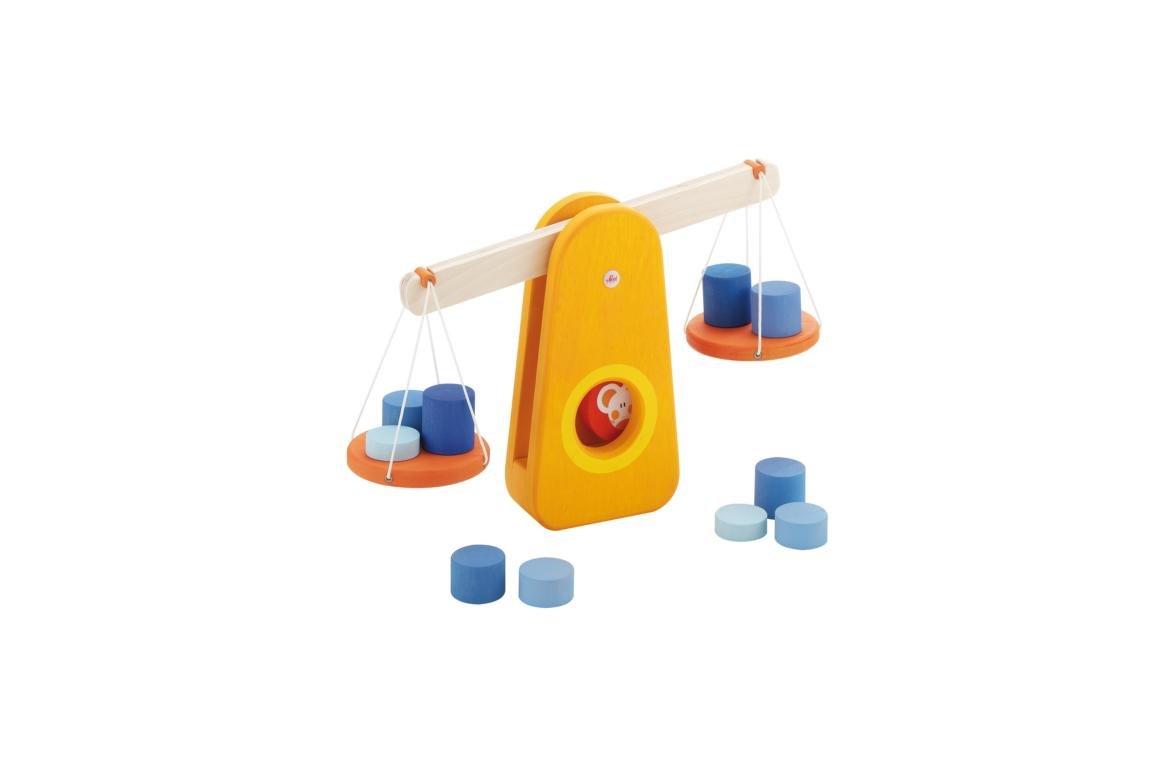Sevi - Balanza (Trudi 82682) juguete madera regalo juegos de imitación