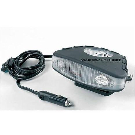 Ring Calefactor para coche, 12 V, se conecta mechero: Amazon.es: Iluminación